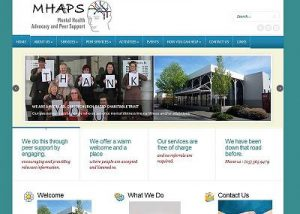 Mhaps website version 2