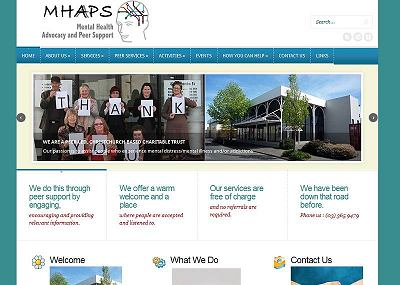 Mhaps website version 2