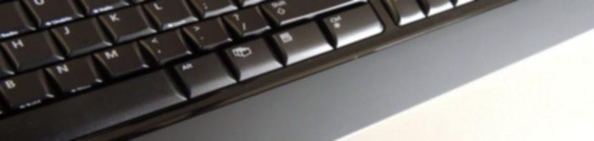 webdesign computer keyboard