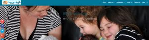 Homebirth Midwives webdesign project