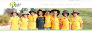 Roydvale School web design project