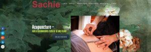 Sachie Web Design project