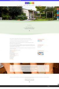 Webpage screen capture