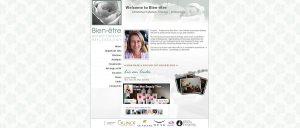 Bien-etre's old website