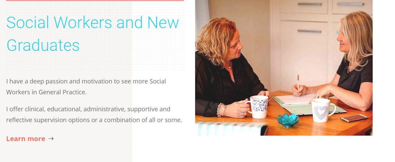 Social Worker Supervisor website