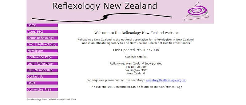 RNZ website 2004