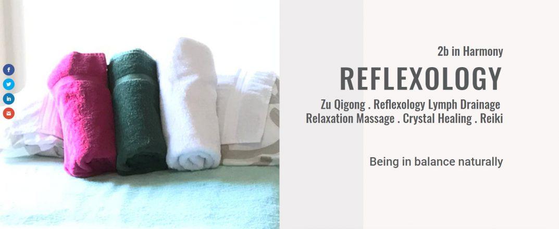 Reflexologist website